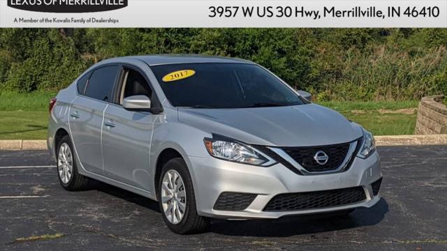2017 Nissan Sentra S for sale in Merrillville, IN