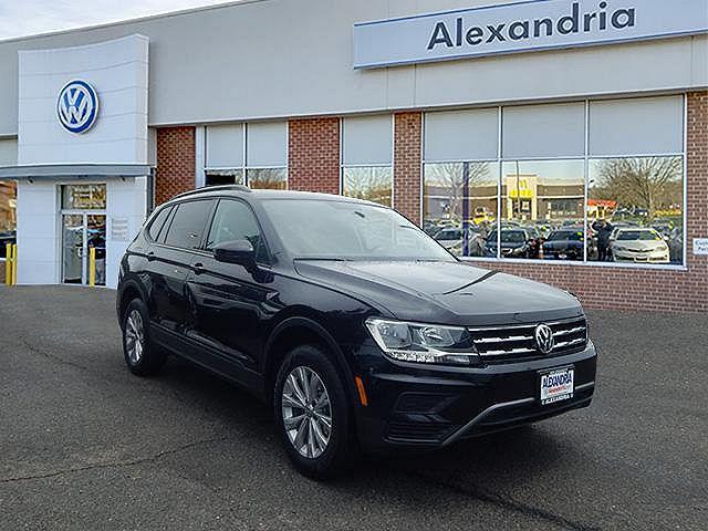 2020 Volkswagen Tiguan S for sale in Alexandria, VA