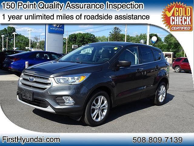 2017 Ford Escape SE for sale in North Attleboro, MA