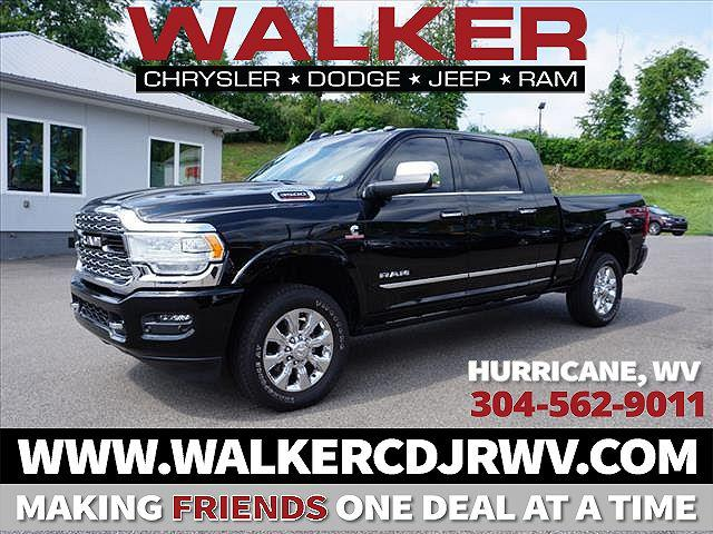 2021 Ram Ram 3500 Limited for sale in Hurricane, WV