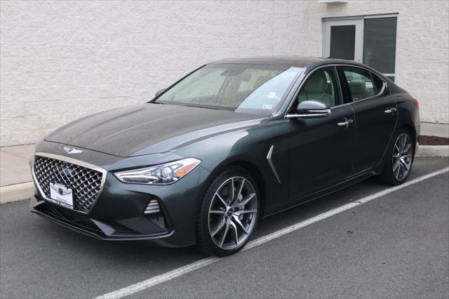 2019 Genesis G70 3.3T Design for sale in Chantilly, VA