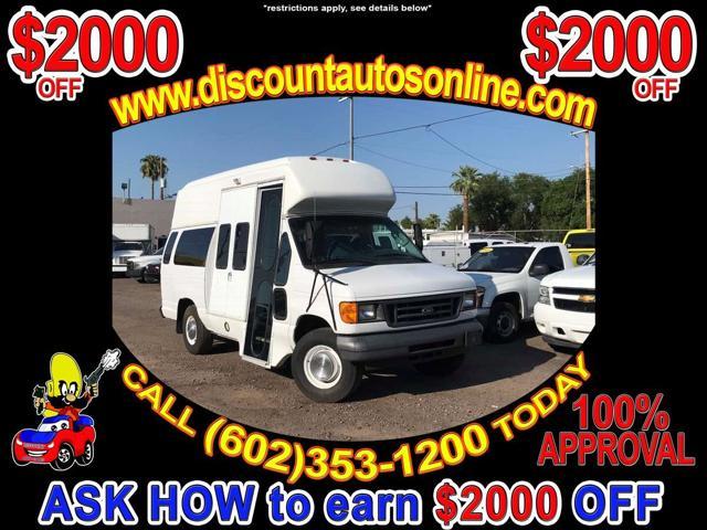 2005 Ford Econoline Cargo Van E 350 SD 3dr Extended Cargo Van for sale in Phoenix, AZ