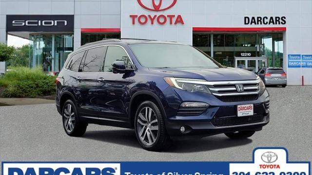 2016 Honda Pilot Touring for sale in Silver Spring, MD