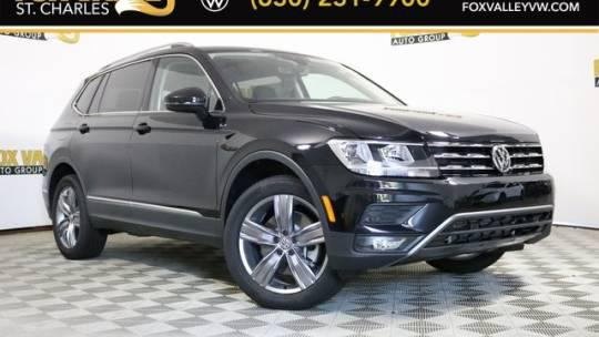 2021 Volkswagen Tiguan SEL for sale in St Charles, IL