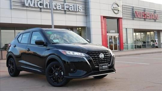 2021 Nissan Kicks SR for sale in Wichita Falls, TX
