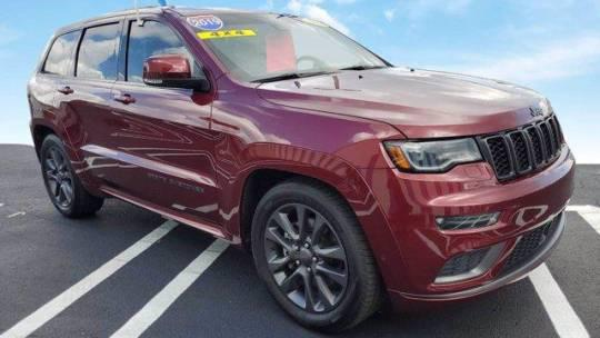 2019 Jeep Grand Cherokee High Altitude for sale in Jacksonville, FL