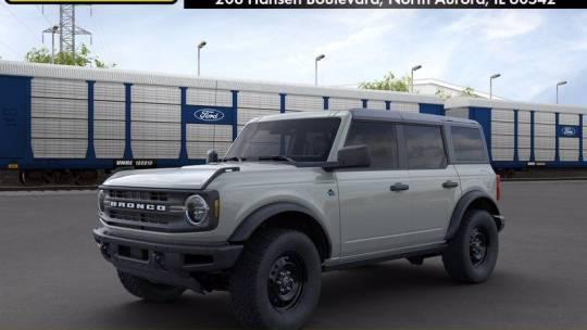 2021 Ford Bronco Black Diamond for sale in North Aurora, IL