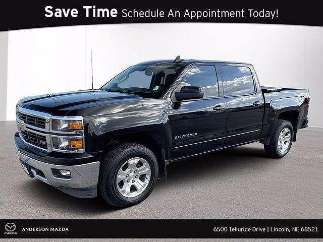 2015 Chevrolet Silverado 1500 LT for sale in Lincoln, NE