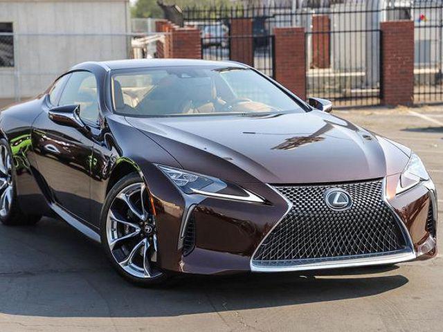 2018 Lexus LC for sale near Sacramento, CA