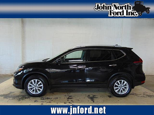 2019 Nissan Rogue SV for sale in Emporia, KS