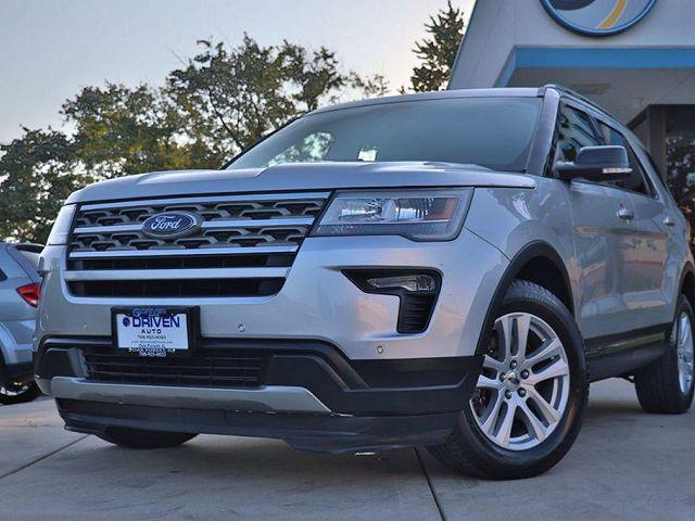 2018 Ford Explorer XLT for sale in Oak Forest, IL