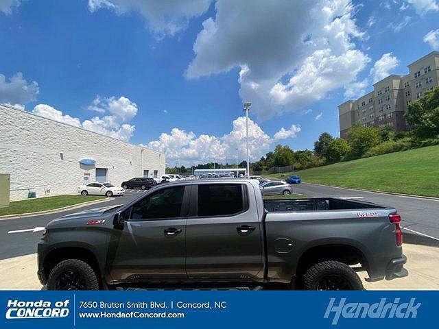 2021 Chevrolet Silverado 1500 LT Trail Boss for sale in Concord, NC