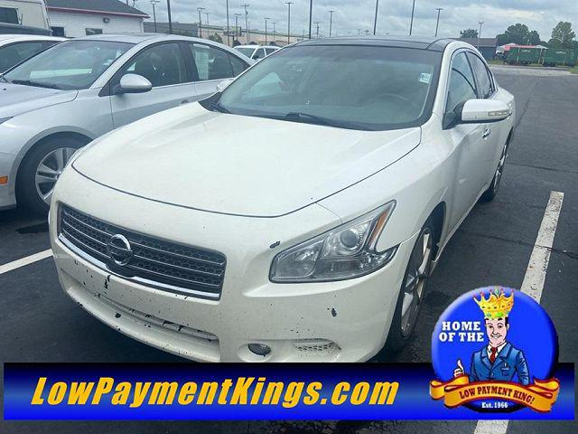 2011 Nissan Maxima 3.5 SV w/Premium Pkg for sale in Shelby, OH