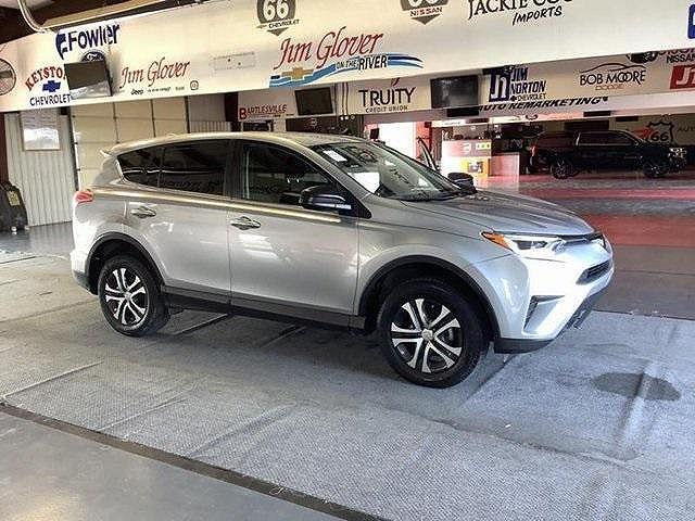 2018 Toyota RAV4 LE for sale in Muskogee, OK