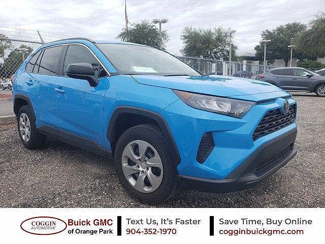 2020 Toyota RAV4 LE for sale in Jacksonville, FL