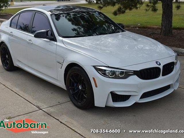 2018 BMW M3 Sedan for sale in Countryside, IL