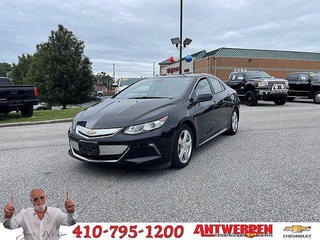 2018 Chevrolet Volt LT for sale in Eldersburg, MD