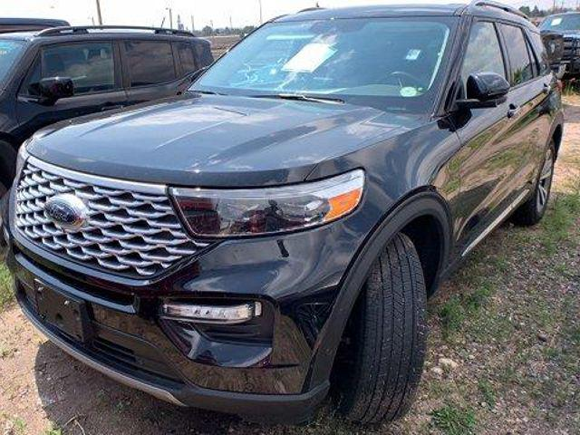 2020 Ford Explorer Platinum for sale in Cheyenne, WY