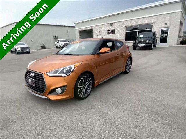 2016 Hyundai Veloster Turbo for sale in Lincolnwood, IL