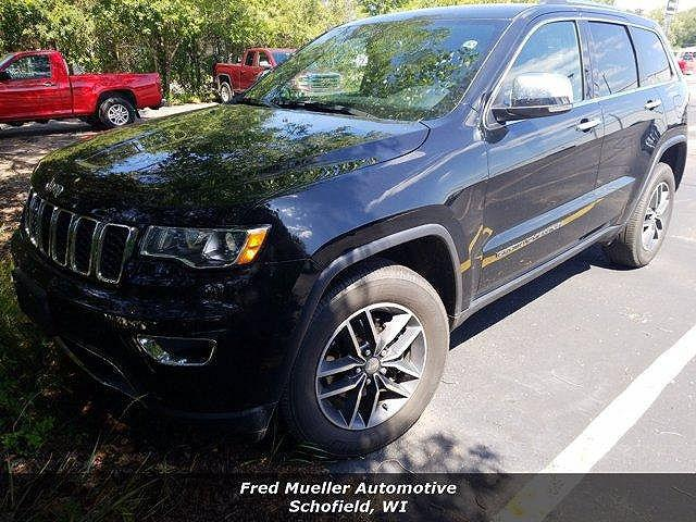 2018 Jeep Grand Cherokee Limited for sale in Schofield, WI