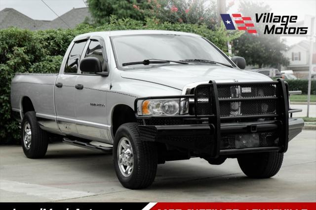 2003 Dodge Ram 2500 SLT for sale in Lewisville, TX