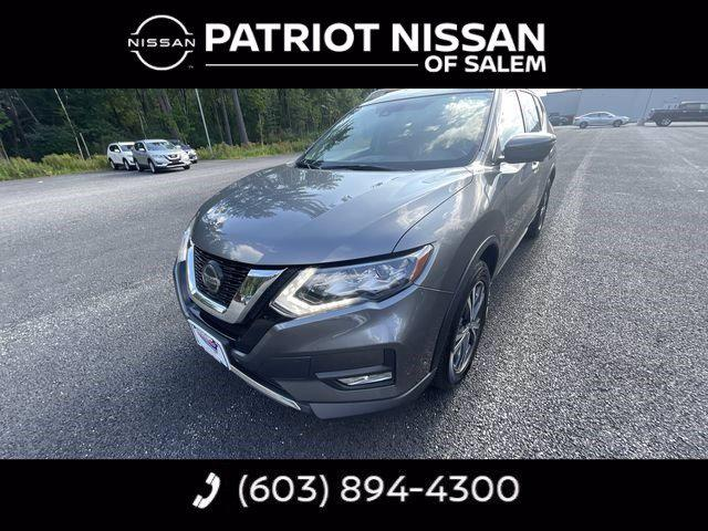 2018 Nissan Rogue SL for sale in Salem, NH