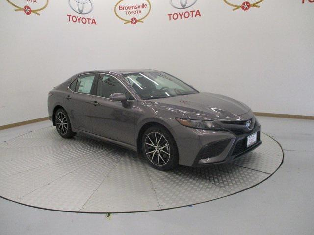 2021 Toyota Camry SE for sale in Brownsville, TX