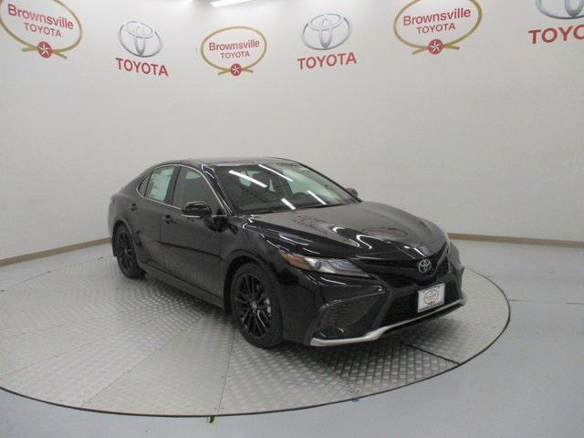 2021 Toyota Camry XSE for sale in Brownsville, TX