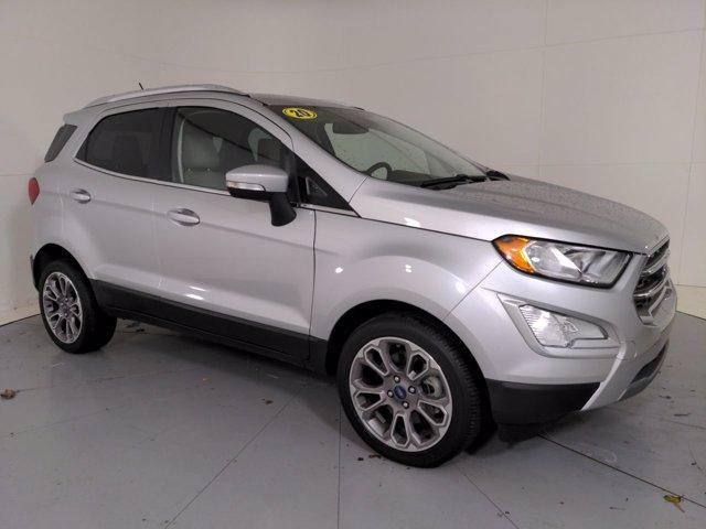 2020 Ford EcoSport Titanium for sale in Wesley Chapel, FL