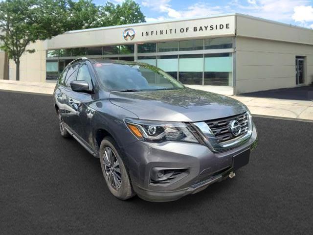 2019 Nissan Pathfinder SV [3]