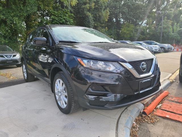 2020 Nissan Rogue Sport S [0]