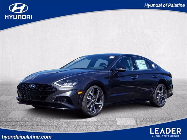 2022 Hyundai Sonata SEL Plus for sale in PALATINE, IL