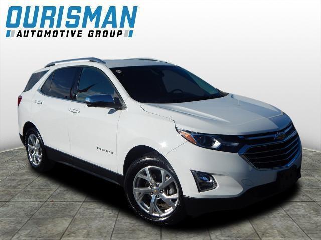 2019 Chevrolet Equinox Premier for sale in Rockville, MD