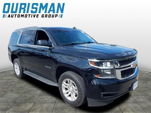 2016 Chevrolet Tahoe LT for sale in Rockville, MD