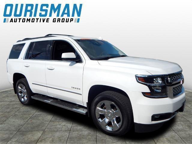 2017 Chevrolet Tahoe LT for sale in Rockville, MD