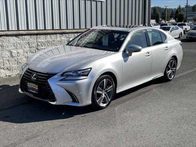2017 Lexus GS GS 350 for sale in Auburn, WA