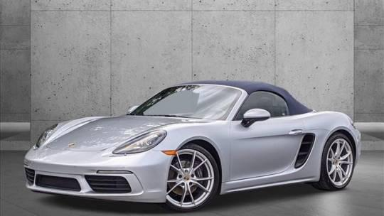2017 Porsche 718 Boxster Roadster for sale in North Bethesda, MD
