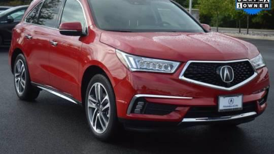 2018 Acura MDX w/Advance Pkg for sale in Chantilly, VA