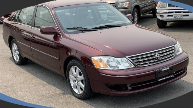 2003 Toyota Avalon XL for sale in Concord, CA