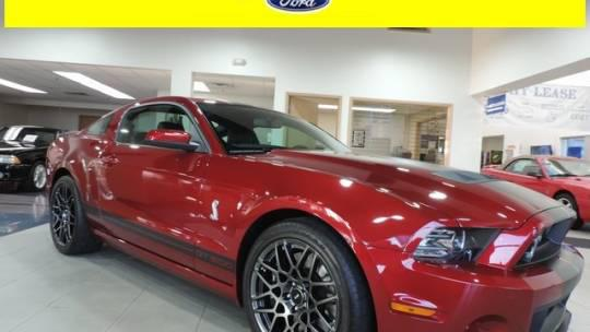 2014 Ford Mustang Shelby GT500 for sale in Oswego, IL