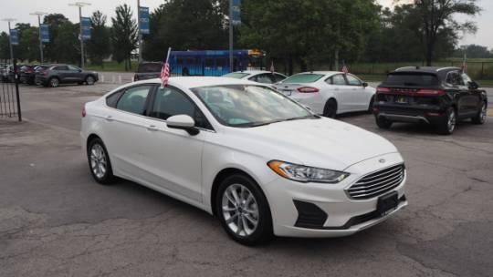 2019 Ford Fusion SE for sale in Chicago, IL