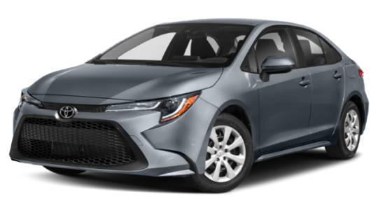 2020 Toyota Corolla LE for sale in Austin, TX