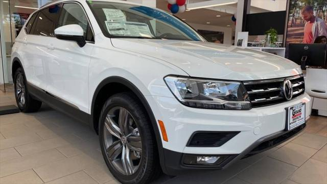 2021 Volkswagen Tiguan SEL for sale in Brooklyn, NY