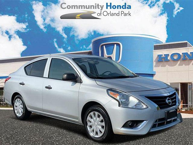 2015 Nissan Versa S for sale in Orland Park, IL