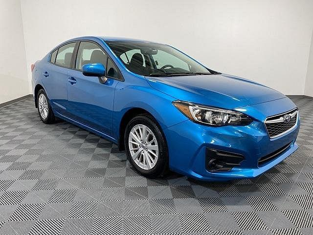 2018 Subaru Impreza Premium for sale in Gettysburg, PA