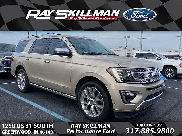 2018 Ford Expedition Platinum for sale in Greenwood, IN