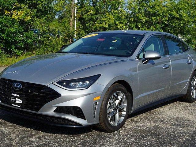 2020 Hyundai Sonata SEL for sale in Highland Park, IL