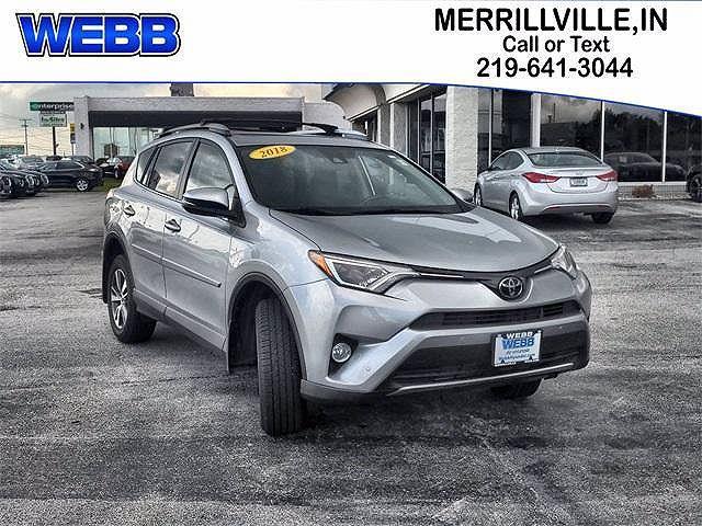 2018 Toyota RAV4 XLE for sale in Merrillville, IN