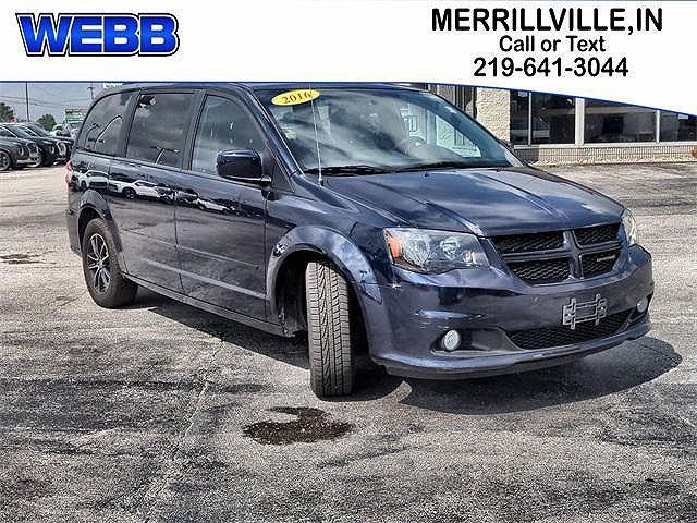 2016 Dodge Grand Caravan R/T for sale in Merrillville, IN