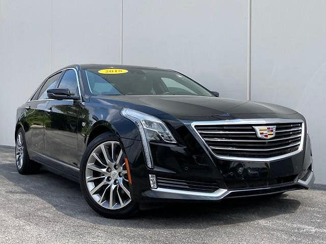 2018 Cadillac CT6 Luxury AWD for sale in Calumet City, IL